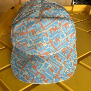 Authentic Vintage Fendi Hat EUC. Size tag missing.